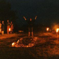 Feuerlauf-Gruppe